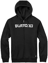 Burton Herren Fireside Full-Zip Hoodie