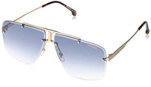 Carrera Unisex-Erwachsene 1016/S Sonnenbrille, Mehrfarbig (Yell Gold), 64