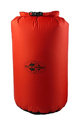 Sea to Summit - Lightweight Dry Sack 4L, Color Red
