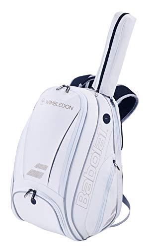 Babolat Backpack Pure Wimbledon Rucksack Weiß - Gold