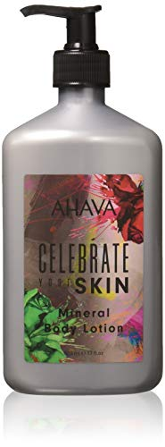 Ahava Body Lotion (Ahava - Holiday Collection 2018 - Mineral Body Lotion - 500 ml)
