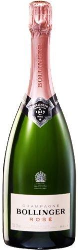 Bollinger Rosé Champagner 6 Flaschen, Set 6 x 750ml