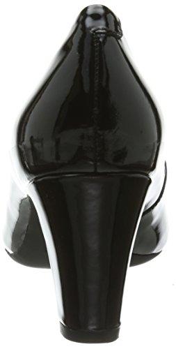 Geox D Marieclaire Mid, Tacchi Alti Donna Nero (BLACK C9999)