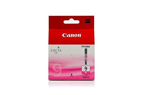 Original Canon 1036B001 / PGI-9M Tinte Magenta für Canon Pixma Pro 9500 Mark II (Canon Tinte 9500 Pro Pixma)