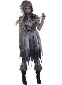Zombie Pirat -