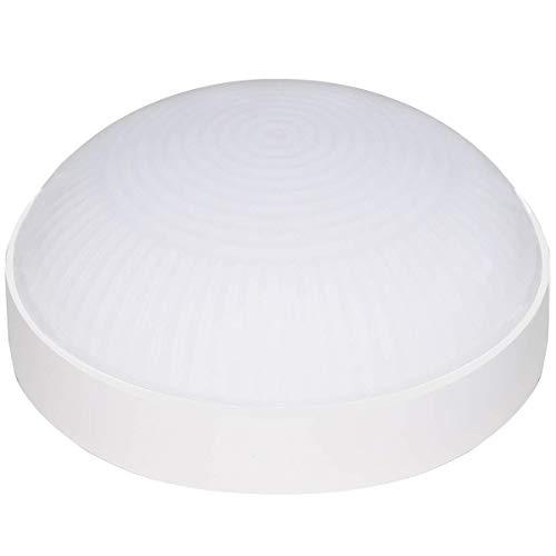 Deckenleuchte LED BASE MINI Rund Kellerleuchte | Oktaplex lighting Ø 14 cm | IP65 | 4000K Neutralweiss | 800 Lm | 9W Ersetzt 60 Watt Lampe