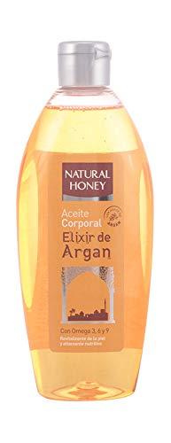 Natural Honey Aceite Corporal con Argán - 300 ml