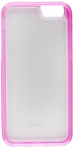 BoxWave Étui pour Apple iPhone 6cas Imprimé-Design Dual Tone coque en TPU pour protection durable antidérapant, avec arrière mat transparent avec bordure solide-Apple iPhone 6et co