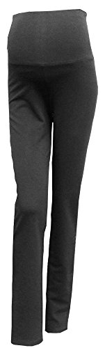 b616ffd3973c3 Mimosa Womens Pregnancy and Yoga wear Soft Cotton Rich Maternity Yoga  Loungewear Trousers