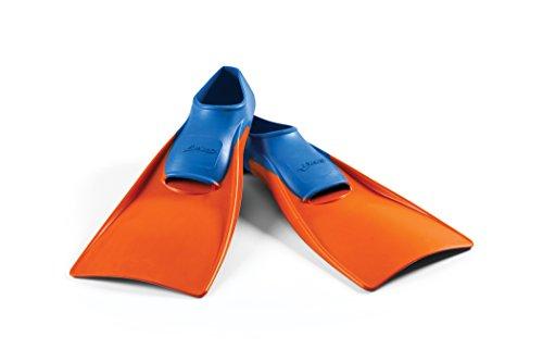 FINIS Kinder Swim Fin Floating -11-1, blue/orange, 1.05.037.02