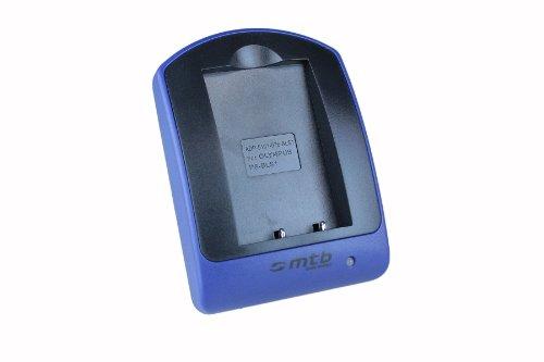 Caricabatteria USB (senza cavo/adattatori) BLS-5 per Olympus Stylus 1(s) / PEN E-PL5 PL6 PL7 PL8 PM1 PM2 / OM-D E-M10 Mark II ... - v. lista!