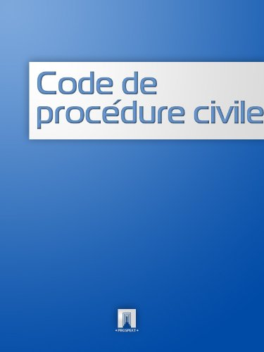 Code de procédure civile (France)