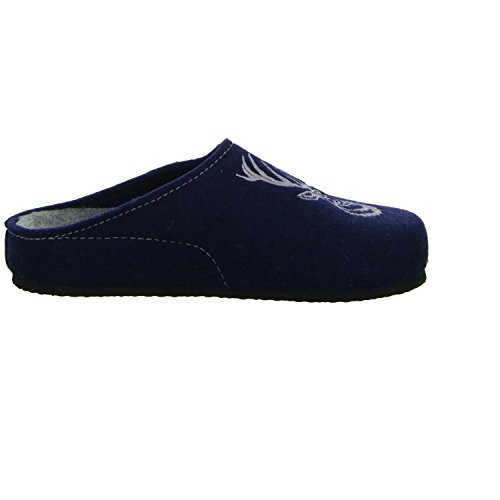 TOFEE , Chaussons pour homme Bleu