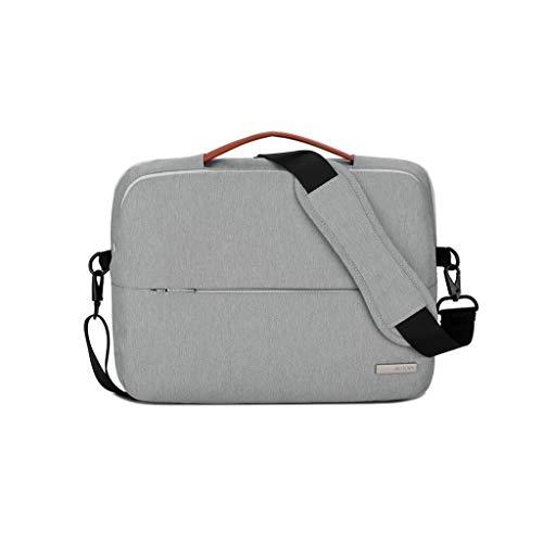 Laptop-Umhängetasche Business Office-Tasche, Laptop-Tasche for Frauen, Schlanke, Leichte Business-Aktentasche, Tragetasche for Tragbaren Computer Mit Griff (Color : C, Size : 13inch) -