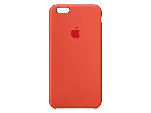 Image of Apple MKXQ2ZM/A iPhone 6 Plus/6S Plus Silikon Hülle orange