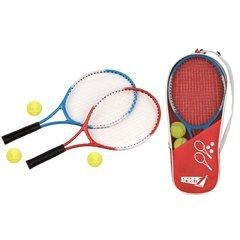Racchette Tennis con Palline - Set 2 Giocatori