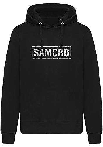 SONS of Anarchy - SAM CRO Kapuzenpullover/Sweatshirt (Unisex) (XL)