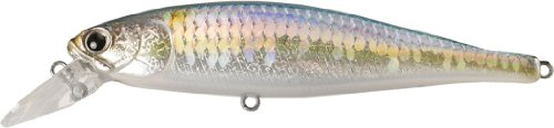 Lucky Craft Pointer 100-mm Köder, MS American Shad, 4-Inch -