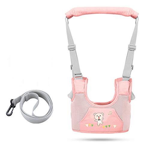 fe,Kleinkind Fuß Assistent Weste, Handheld-Baby Walker,7-24 Monate ()