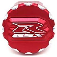 Motorrad Öleinfüllschraube CNC Alu Schraube Öleinfülldeckel Für Suzuki GSX-R 600 750 1000 1100