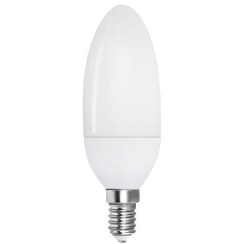 Müller-Licht LED Birne E14 Kerze 3W E14 230V warmweiß 245lm 38x106mm