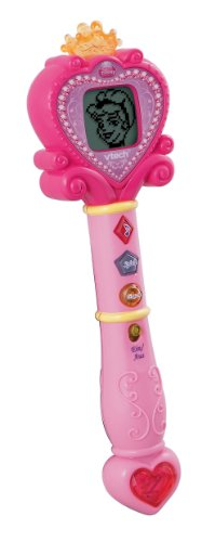 VTech 80-117304 - Disney Prinzessinnen Magischer Zauberstab