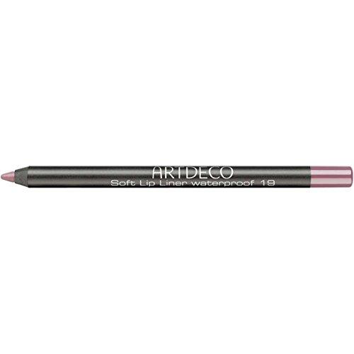 Artdeco Soft Lip Liner Waterproof unisex, Wasserfester Lippenkonturenstift farbe: 19 venetian red,...