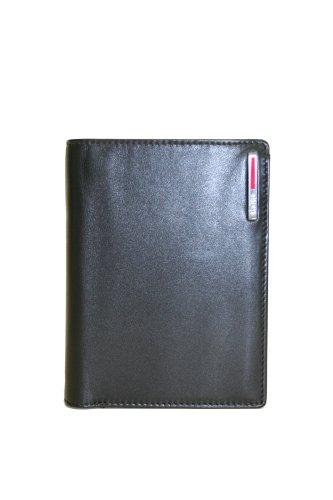 Maitre (HF) 4060001036 Unisex-Erwachsene Geldbörsen 10x13x1 cm (B x H x T) Schwarz (Black 900)