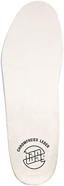 Hanwag Sohle Leather chromfrei original Plantillas/Deportivas, Beige (Creme), 22 EU