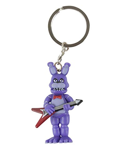 Funko Five Nights At Freddy's Bonnie Keychain Five Night At Freddys 3