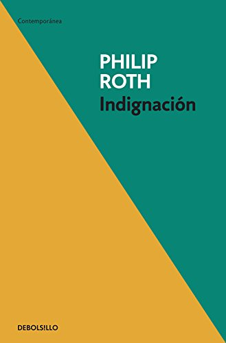 Indignación (CONTEMPORANEA) por Philip Roth