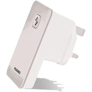 Huawei WS320 Wi-Fi Repeater Mini Wifi amplifier Range Extender - UK 3-pin Plug