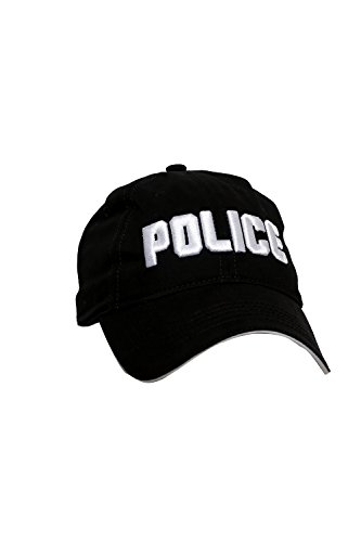 Sportigo POLICE Fashion Caps (Hats) - Black