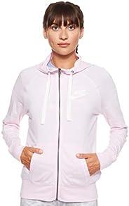 Nike Women's Sportswear Gym Vntg Hoodi