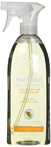 Method All Purpose Natural Surface Cleaning Spray - 28 oz - Ginger Yuzu - 2 pk