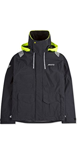 Musto 2018 BR2 Coastal Jacket Black SMJK055 Mens Size - XL