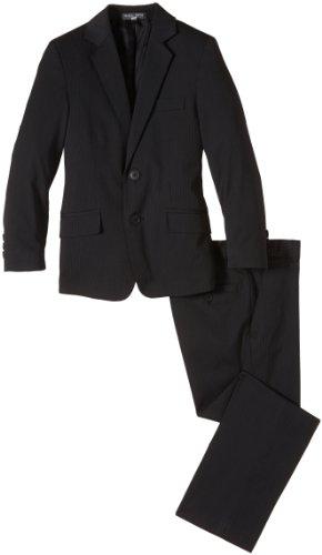 G.O.L. Jungen Anzug Blazeranzug, Regularfit, Gr. 164, Schwarz (black 2)