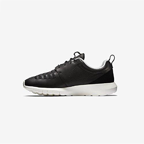 NIKE Rosherun NM Woven Schuhe Laufschuhe Sportschuhe Schwarz 725168 001 Schwarz