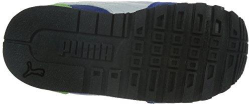 Puma ST Runner NL V Kids Unisex-Kinder Sneakers Blau