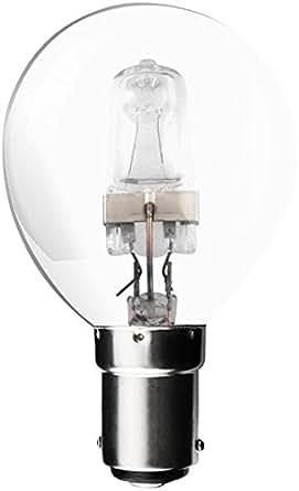 LAMPE ECO 28W (= 40W HALOGENE SAVER B15 DE GOLF