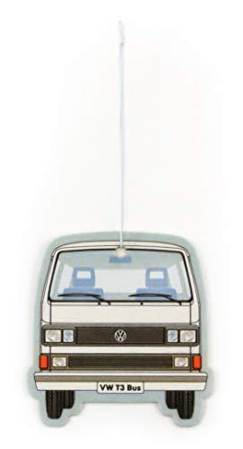 Preisvergleich Produktbild VW Collection by BRISA VW T3 Bus Lufterfrischer - Piña Colada/Weiß