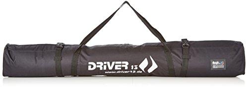 Driver13 Skitasche schwarz 160 cm