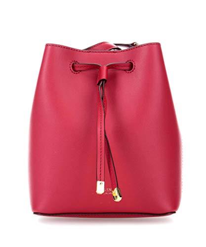 Ralph Lauren , Damen Schultertasche Rot rot 18 x 22 x 11 cm