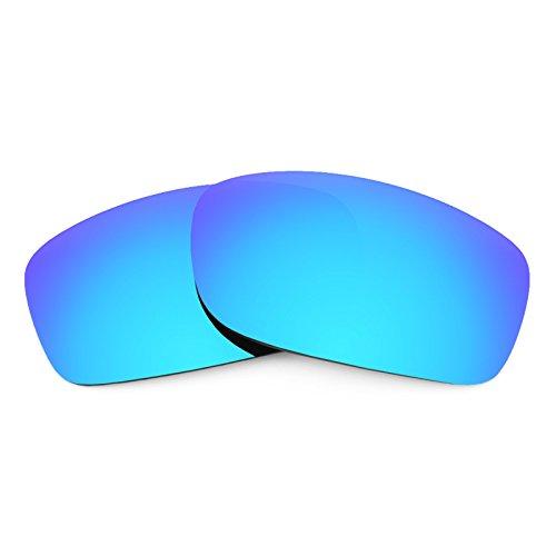 Revant Ersatzlinsen für Oakley Fives Squared Eisblau MirrorShield®