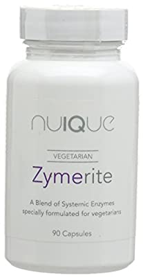ZYMERITE Nuique Vegetarian Systemic Enzymes