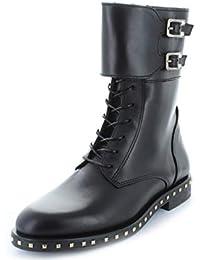 Y Complementos es Zapatos Alpe Amazon Botas Cremallera Zapatos IdYqP0wx0