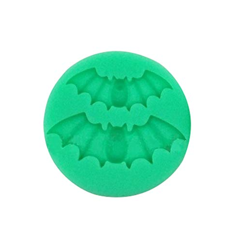 n DIY Spinnen Kürbis Eule Silikon Backform Fondant Kuchen Form Schokolade Halloween Party DIY Werkzeug langlebig und nützlich 3# ()