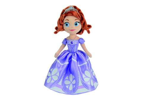 Simba 6315873788 - Disney Plüsch Sofia the First 25 cm