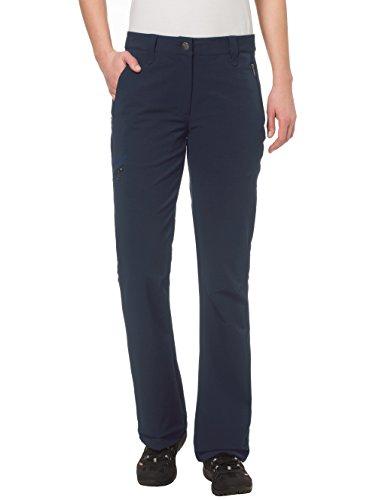 VAUDE Damen Hose Strathcona Pants,  Blau, 42/L