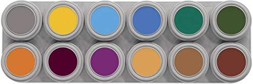 Grimas Water Make-up 12 Paleta B